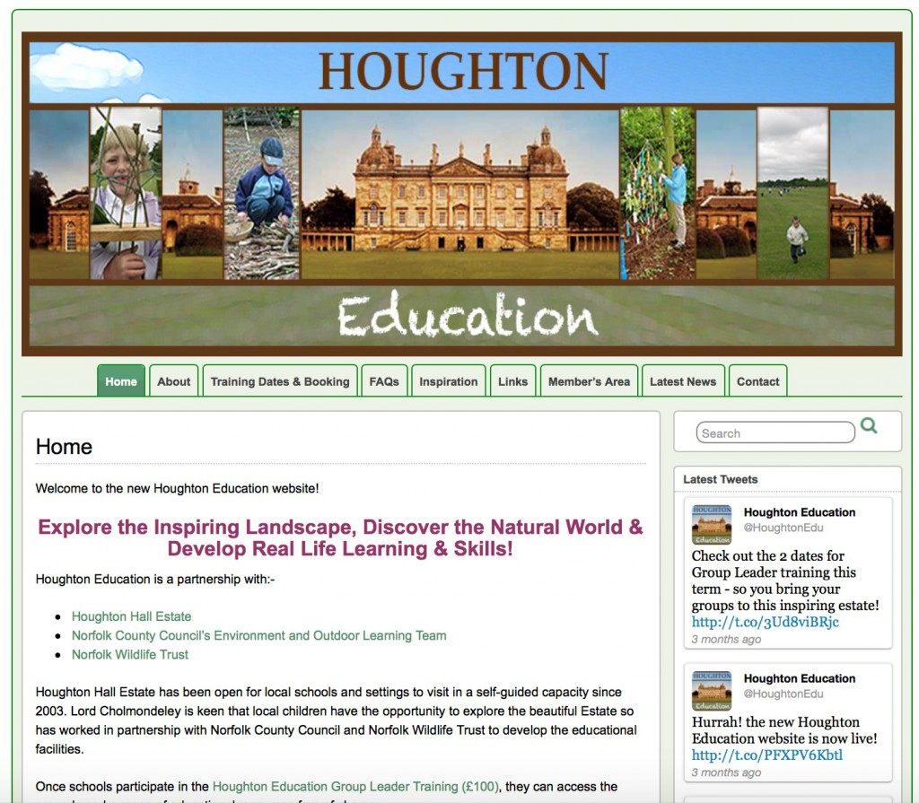 Houghton Education